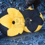 Round FLOWER SHAPE CUSHION